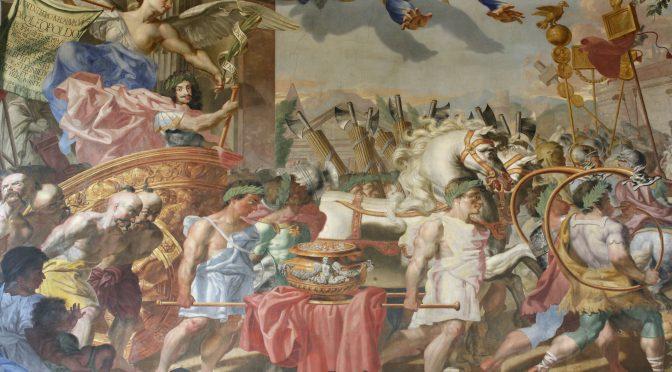 Die visuelle Kultur der Habsburgischen Repräsentation