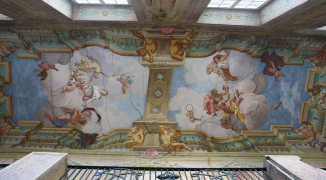 International Summer Study Days on Baroque Ceiling Painting