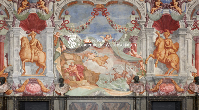 CFP: Connecting across Europe? Ceiling Painting and Interior Design in the Courts of Europe around 1700