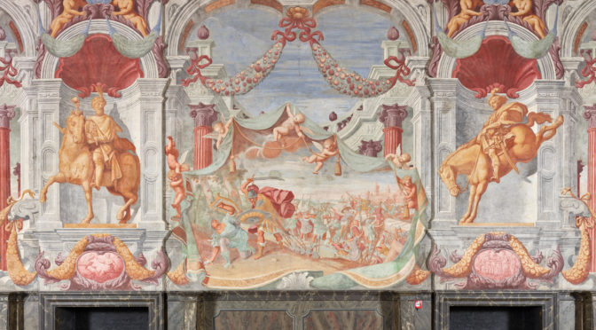 The new Corpus of Baroque Ceiling Painting in Germany