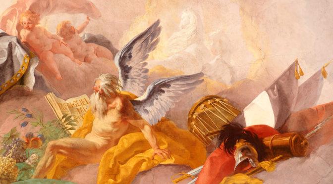 Himmlische Botschaften in bürgerlichen Welten – Barocke Deckenmalerei in Bürgerhäusern
